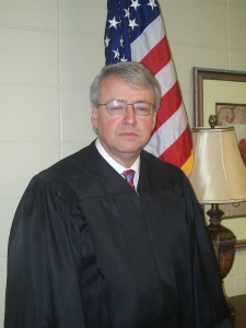Municipal Judge W.J. Halford Jr.