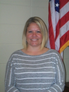 Court Clerk Leslie Thompson